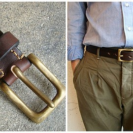 ARTS&CRAFTS - HOLSTER CURVE BELT