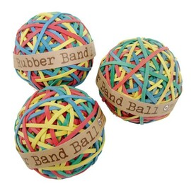 Worldwide Co  - Rubberband Ball