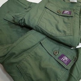 Fatigue Pants Corduroy