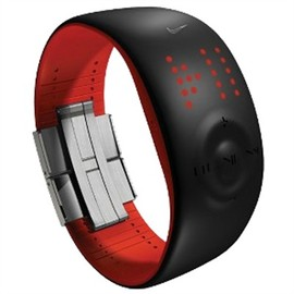 Nike - The Nike Amp+ iPod Control Watch - Black/Sport Red -