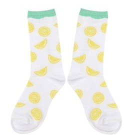 Orenda-Taiwan - lemon soda socks