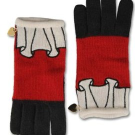 MOSCHINO - 2011/A/W ★MOSCHINO  GLOVES