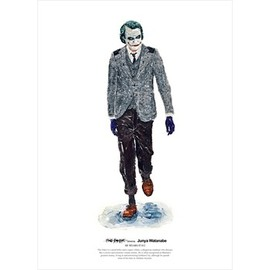 John Woo - He Wears It 012 - The Joker wears Junya Watanabe   (limited edition)