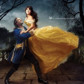 Annie Leibovitz - Disney Dream Portraits:Penelope Cruz
