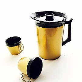 Thermo-Serv - Insulated Cup Set Vintage