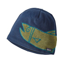 patagonia - Lined Beanie, River Mouth: Glass Blue (RVMG)
