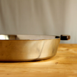 Vintage Stainless Tray