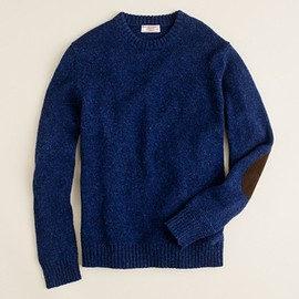 Altuzarra for J.Crew Serge sweater navy flame
