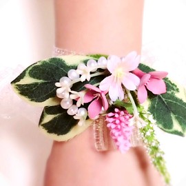 NO NAME - bouquet bracelet(Hyacinthus)