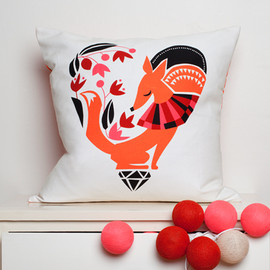 Darling Clementine - Woodland Cushions