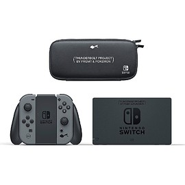 fragment design, THUNDERBOLT PROJECT BY FRGMT & POKÉMON, Nintendo - Nintendo Switch THUNDERBOLT PROJECT BY FRGMT & POKÉMON SET