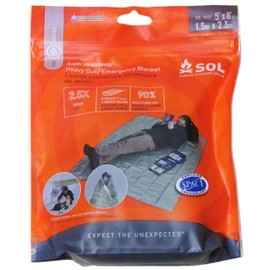 SOL - SOL Heavy Duty Emergency Blanket