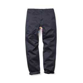 HEAD PORTER PLUS - CHINO PANTS / MULTI