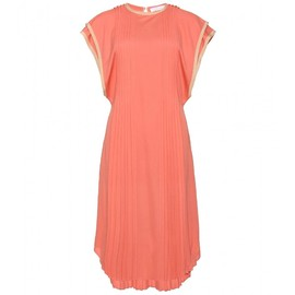 Chloe - PIN-TUCKED PLEATED DRESSS