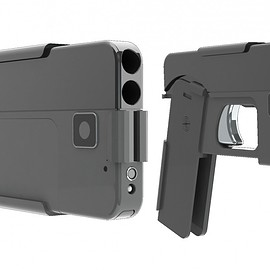 Ideal Conceal - SmartPhone-Gun | Double Barreled .380 caliber