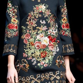 DOLCE&GABBANA - Dolce & Gabbana | Fall 2014 Ready-to-Wear Collection