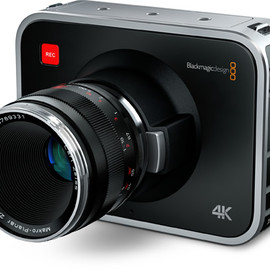 Blackmagic design - Blackmagic Production Camera 4K