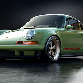 Porsche - 911 The Latest Singer-Modified Boasts 500HP