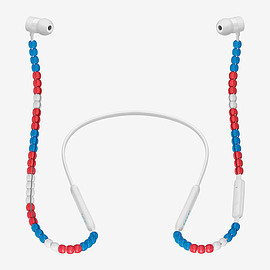 sacai, Beats by Dr. Dre - BeatsX Wireless Earphones