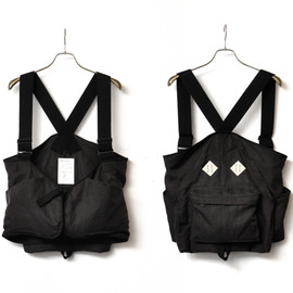 SASQUATCHfabrix. - BACKPACK VEST
