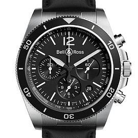 Bell&Ross - BR V3-94 - Black Steel