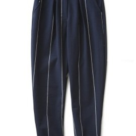 Objects Without Meaning - Union Pleated Pant (navy stripe)