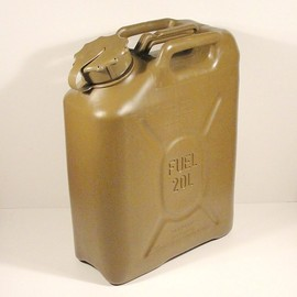 New Scepter US Military Fuel Canister (MFC) Surplus Jerry Can 20 Liter