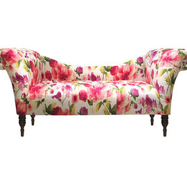Forties Flair - Brielle Chaise