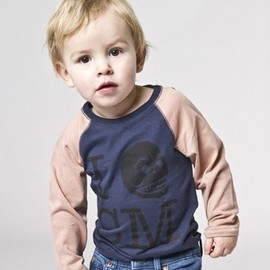 Cheap Monday - Baby raglan tee Dissaray