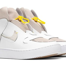 NIKE - NIKE W VANDALISED WHITE/WHITE-CHROME YELLOW