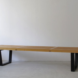 Herman Miller - Platform Bench by George Nelson