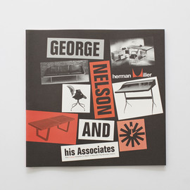 『Nelson Design -George Nelson & his Associates』展覧会カタログ