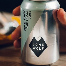 BREWDOG - LoneWolf Gin & Tonic Can