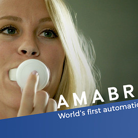 Amabrush - World's First Automatic Toothbrush project