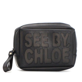 SEE BY CHLOE - ZIPPED POUCH