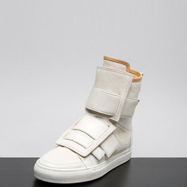 KRIS VAN ASSCHE - Fall 2009 High Top Sneaker