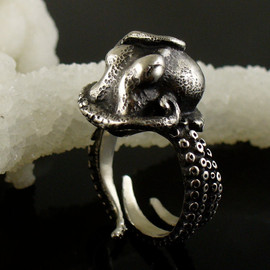 OctopusME - Kraken Octopus Ring OctopusME Miyu Decay Collaboration