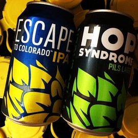 Epic - ESCAPE TO COLORADO IPA / HOP SYNDROME PILS LAGER