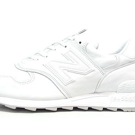 "new balance - M1400 ""WHITE INSTINCT"" ""made in U.S.A."" ""LIMITED EDITION"""