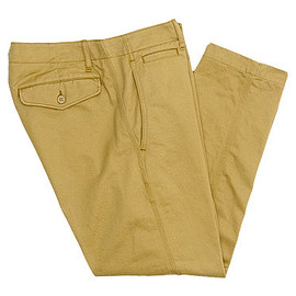 ordinary fits - rusk別注 Bare Foot Trouser BEIGE