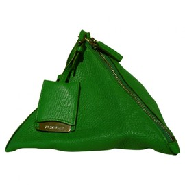 JIL SANDER - Pyramid purse