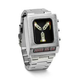ThinkGeek - Back to the Future Flux Capacitor Wristwatch
