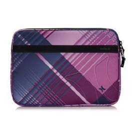 """Hurley - Hurley sleeve 13.3"""" Laptop sleeve notebook case Nuclear print pink: Computers & Accessories"""