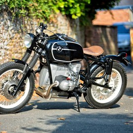 Kevils Speed Shop - OldSkool BMW R100