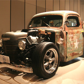 Ford - F-1 40's Hot Rod