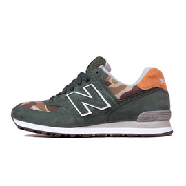 New Balance - Ball and Buck x New Balance 574 'Mountain Green' 02