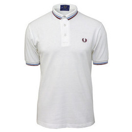 Fred Perry - M9185 Small Collar Fred Perry Shirt