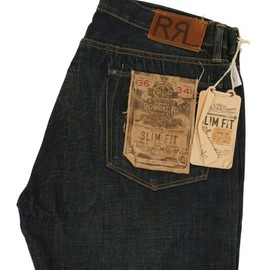 RRL - Raw Selvedge Slim Fit
