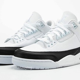 NIKE - air jordan 3 x fragment design