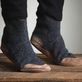 WoolyBaby - Wool Slippers